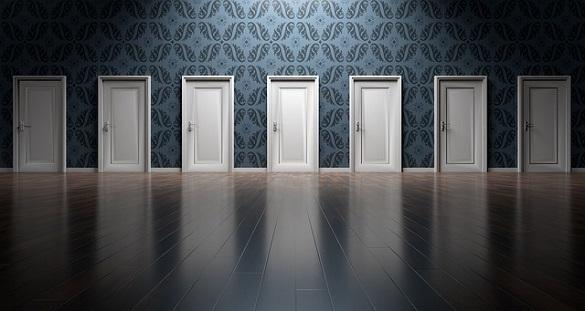 Семь дверей