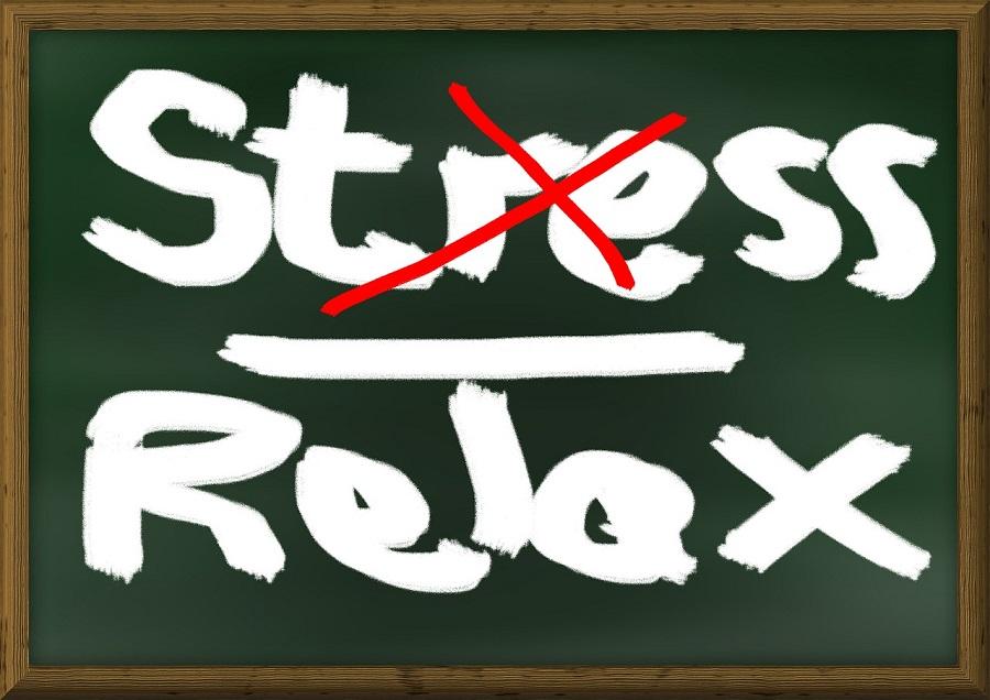 Как снять тревогу и стресс?
