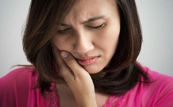 Дискомфорт в полости рта