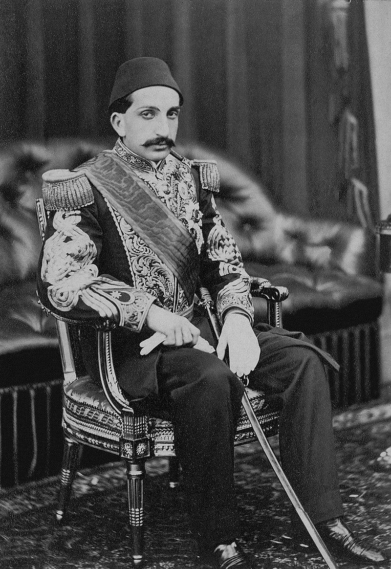 Абдул-Хамид II