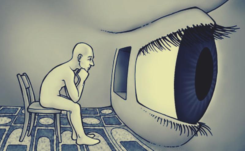 Деперсонализация: причины, симптомы и диагностика