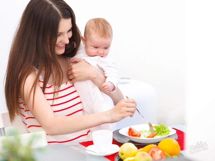 План послеродовой диеты: советы по здоровому питанию после родов