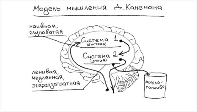 Две системы мышления Канемана