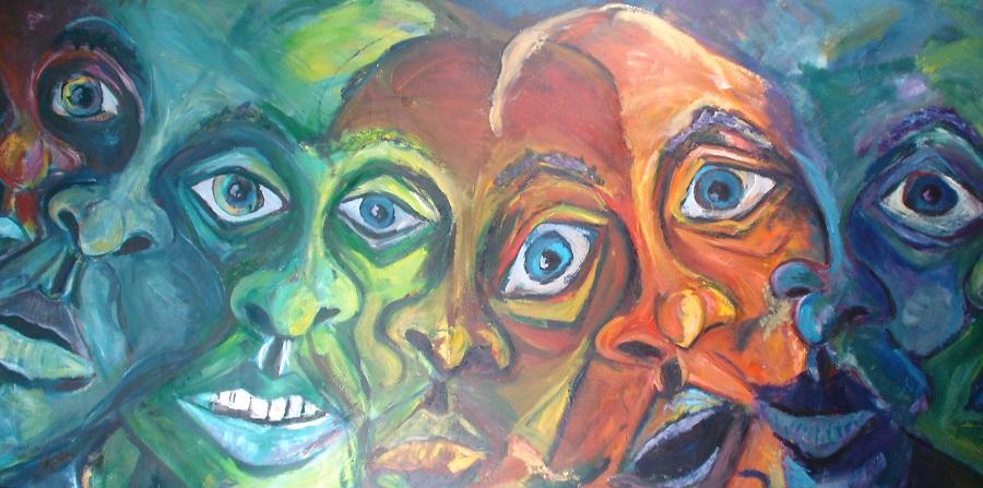 Основные расстройства личности