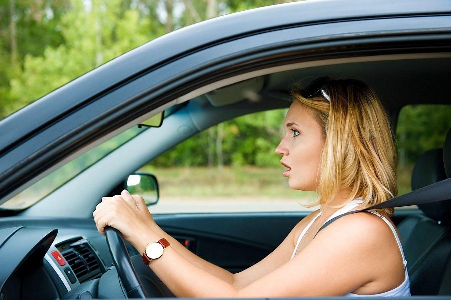 Тревога за рулем: симптомы, причины и лечение
